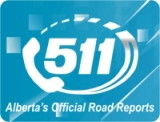 Click here to see Alberta's Official Road Reports.